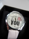 I love You Watch